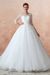 Ball Gown Wedding Dresses Puffy Wedding Dresses,Wedding Dress In Chicago