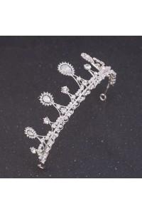 Beautiful Swarovski Crystal Wedding Bridal Tiara Crown