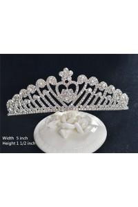 Gorgeous Swarovski Crystal Wedding Bridal Tiara Crown With Comb