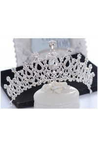 Royal Wedding Bridal Tiara Crown Swarovski Crystal