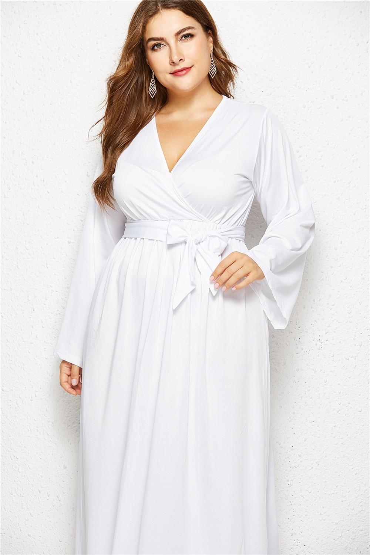 Black And White Striped Maxi Shirt Dress Long Elegant Maxi